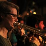 Heather Saumer with Blunt Object at The Tranzac, April 2016